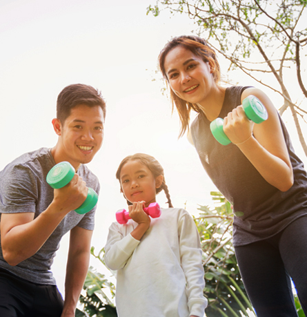 10 FUN WORKOUT IDEAS TO HELP YOU GET FIT